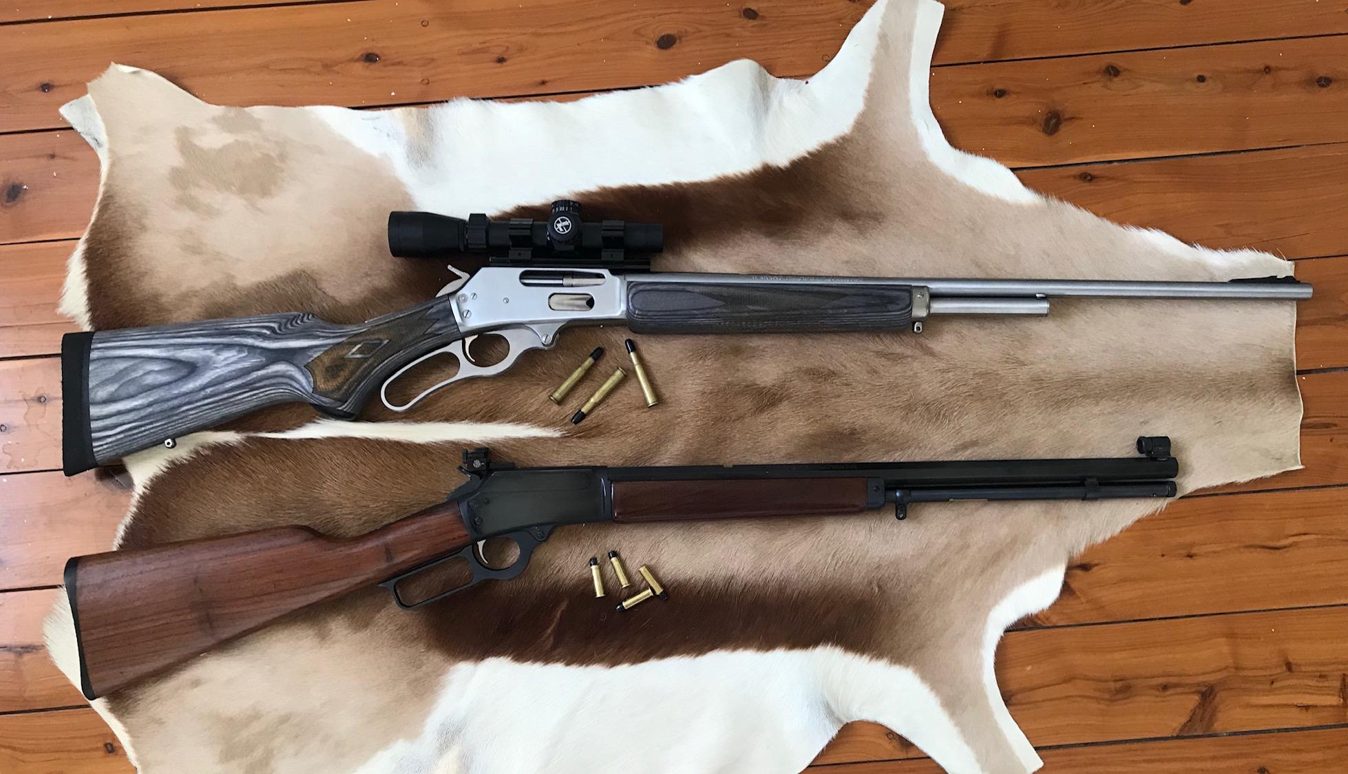 A Marlin XLR 30/30 Review • Enough Gun