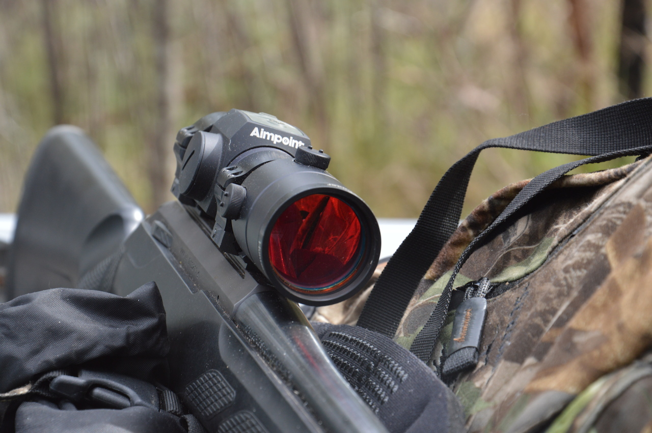 Ruger Scout rifle scope • Enough Gun