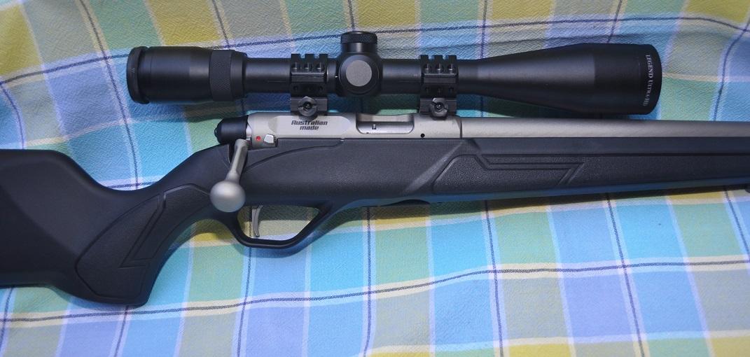 Lithgow La101 Crossover 22 New Rifle Range Report