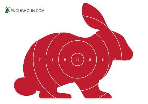 Shooting Targets Free To Download And Ready To Print Enough Gun