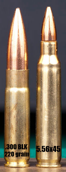 300 AAC blackout like a short  308 for less recoil? • Enough Gun