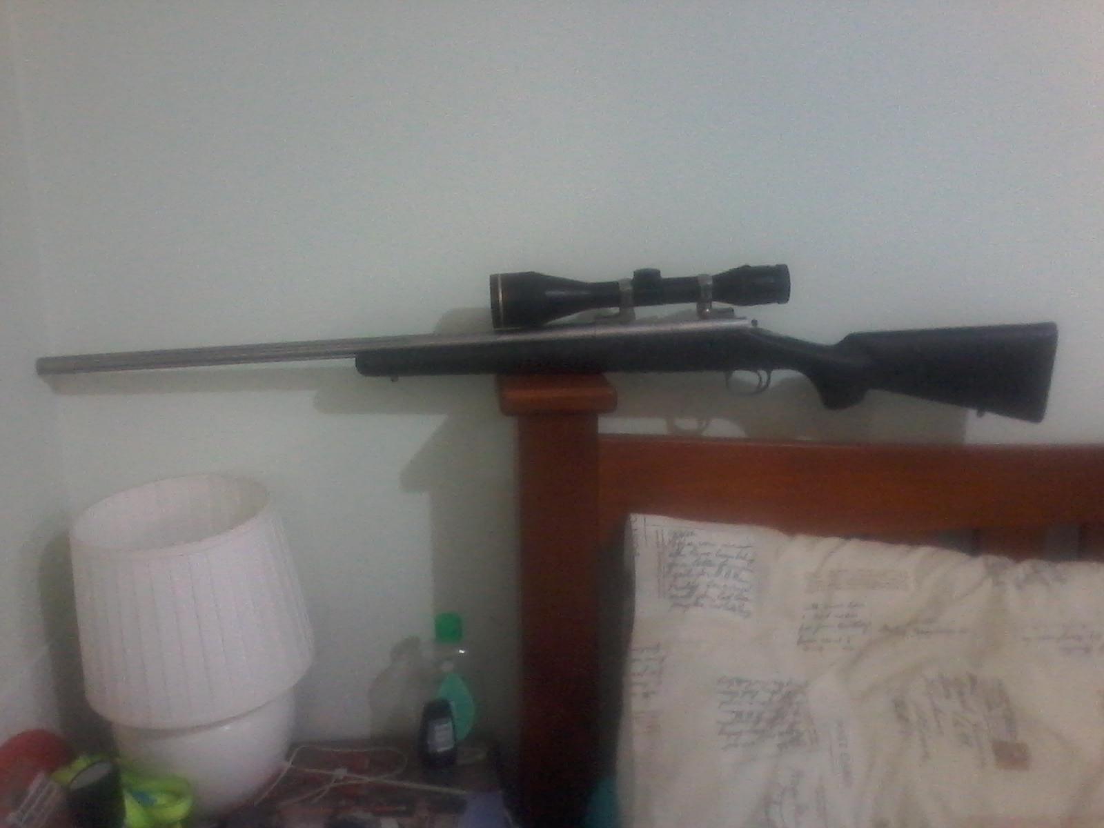 7mm rem mag • Enough Gun